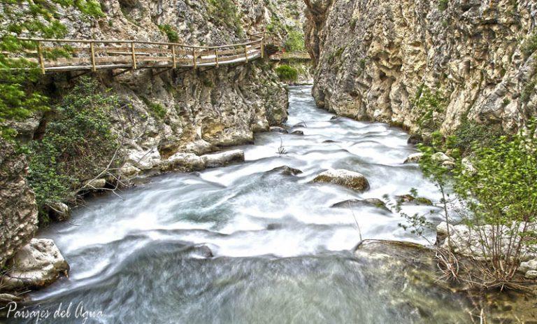 Pasarelas del río Castril