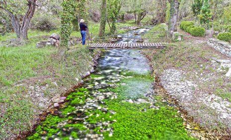 Nacimiento del río Guardal (La Natividad)