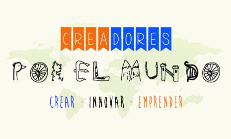 creadores por el mundo